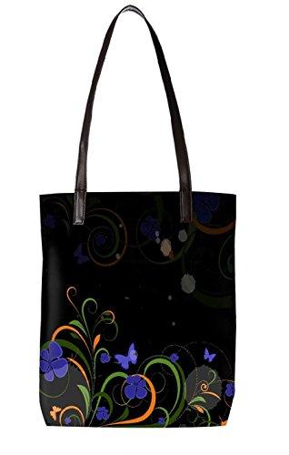 Snoogg Strandtasche, mehrfarbig (mehrfarbig) - LTR-BL-3856-ToteBag