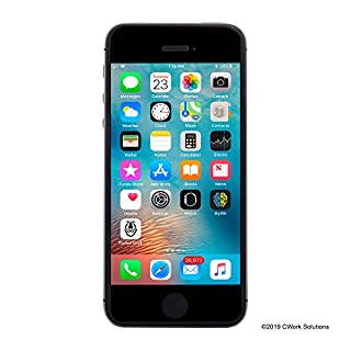 Apple iPhone SE, 1st Generation, 64GB, Space Gray - For Verizon (Renewed)
