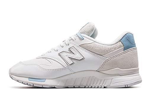 b Donna Sneaker Bianco New ws Balance Wl840 OIwxqXt