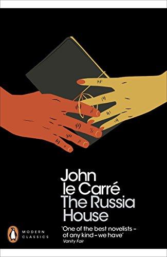 The Russia House. John Le Carr (Penguin Modern Classics)