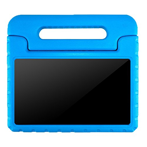 LG G Pad 7.0 Kids Case – BMOUO Protective Light Weight Shock Proof Convertible Handle Stand Case for LG G Pad V400 / V410 (LTE) / VK410 / UK410 / LK430 (G Pad F7.0) 7 Inch, Blue
