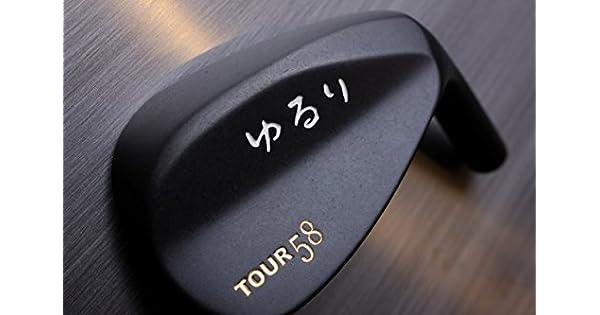 Amazon.com: yururi Modelo de Golf Japón keigekiku Tour Wedge ...