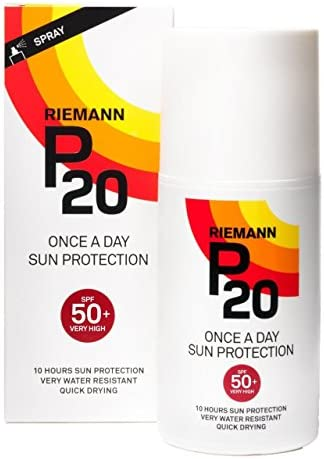Riemann – P20 Suncream SPF 50 200ml