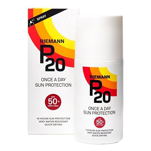 Riemann - P20 Suncream SPF 50+ | 200ml