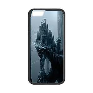 [H-DIY CASE] For Apple Iphone 6 Plus 5.5 inch screen-Fairy Village & Castle-CASE-15