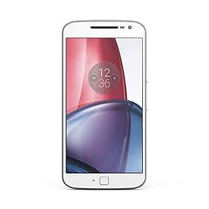 Moto G Plus (4th Gen.) Unlocked - White - 64GB - U.S. Warranty