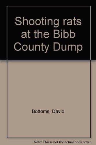 Shooting rats at the Bibb County Dump