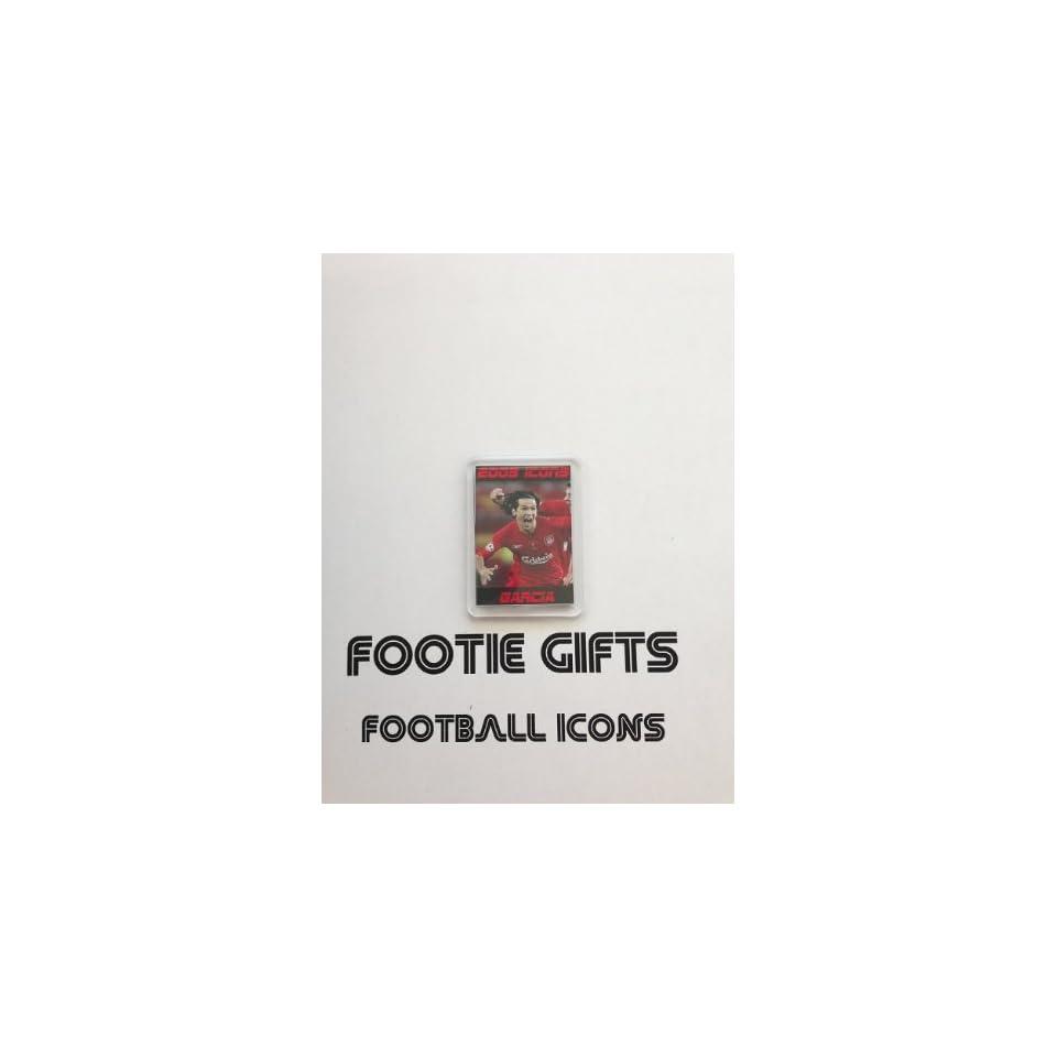 Liverpool F.C   2005 ICONS Fridge Magnet (GARCIA)