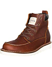 Mens Boots - Portland Leather Boot with Premium Cushion Insole