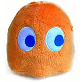 Amazon.com: Pac-Man Ghost Peluche de pellets de 4