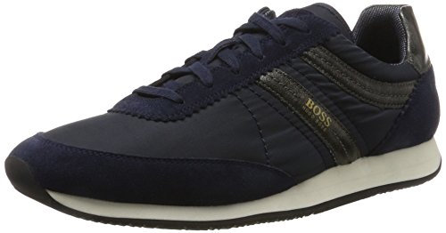Boss Orange Men's Adrenal_Runn_ny1 10201536 01 Low-Top Sneakers Blue (Dark Blue) free shipping how much free shipping shop cheap fashionable Yyt9U8ov