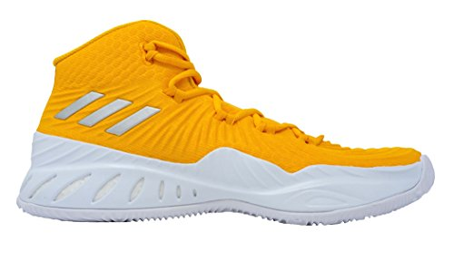 adidas Crazy Explosive 2017 Shoe Men's Basketball Collegiate Gold-white new arrival for sale ygL5xnTiD5