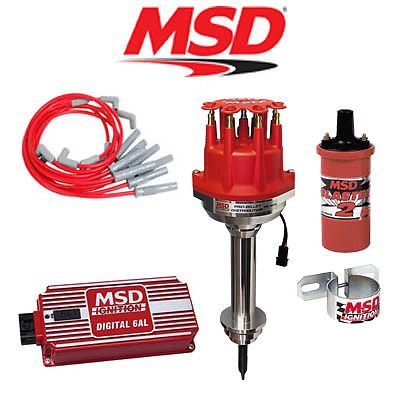 amazon com msd ignition kit digital 6al distributor wires coil rh amazon com Chrysler Ignition Wiring Diagram Miata Ignition Wiring