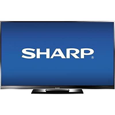 "Sharp LC-50LB150U 50"" Class 1080p 120Hz LED HDTV(Certified Refurbished)"