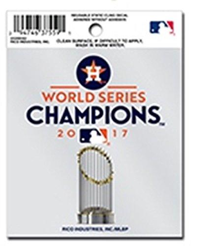 Houston Astros 2017 World Series Champions 3.5