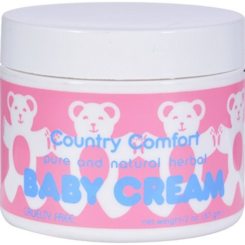 Country Comfort Baby Creme 2 Oz by Country Comfort