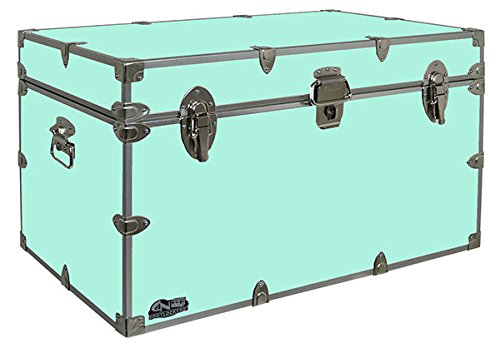 Graduate Footlocker Trunk 32x18x18.5'' by C&N Footlockers