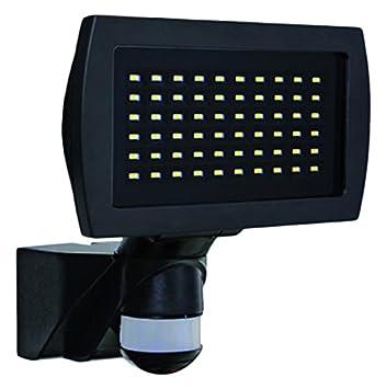 Beg luminarias - Proyector detector movimiento fl2n-led-230 negro: Amazon.es: Bricolaje y herramientas