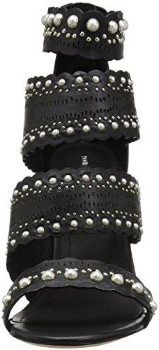Ellura Sandal La Victoire Black Pour Heeled WoMen tqXzxZAw