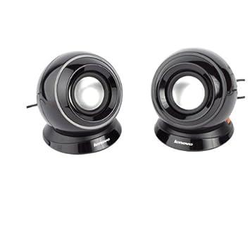 Lenovo M0520 2.0 Speaker (Black)
