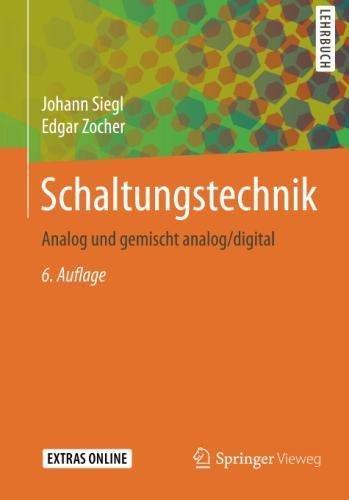 Schaltungstechnik: Analog und gemischt analog/digital