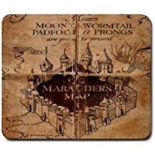 - Azlure Harry Potter Marauder Map Mousepad Mouse Mat Pad