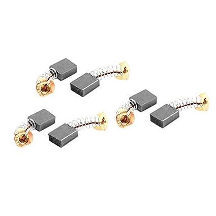 Amazon.com: eDealMax 6 piezas de carbono eléctricos Cepillos de ...