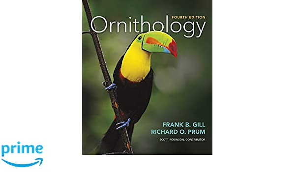 By frank b. Gill: ornithology third (3rd) edition: aa: amazon. Com.