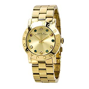 Marc by Marc Jacobs Women's Amy Dexter Watch, Gold, One Size