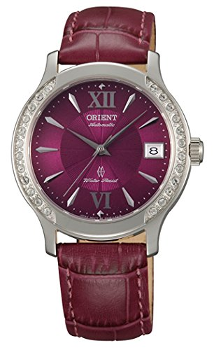 Orient Fashionable Automatic Lady Elegant Violet Watch ER2E005V