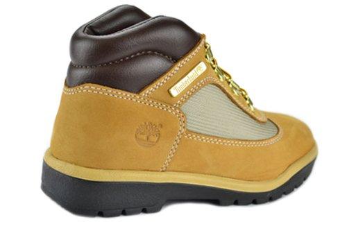 Field Timberland Kids Boot Boots Preschool Nubuck Wheat Leather Wheat fBCqwB4x1