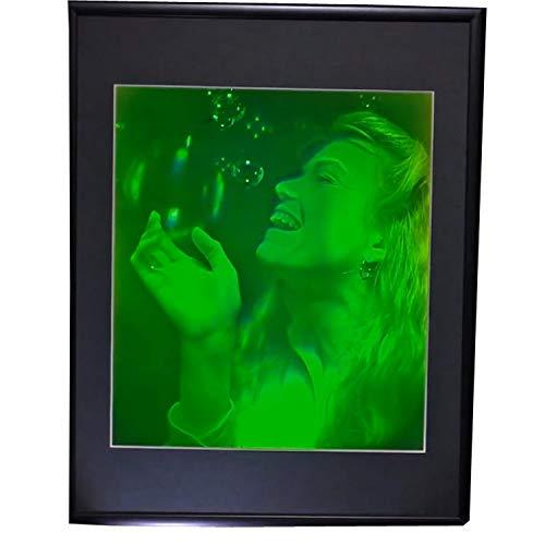 Bubble Girl (Pulse Portrait) 3D Collectible Hologram Picture by HoloBrands (Image #4)
