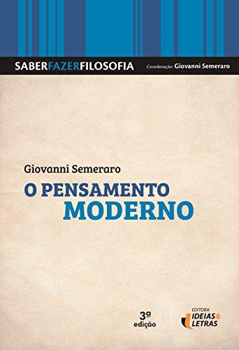O Pensamento Moderno (Volume 2)