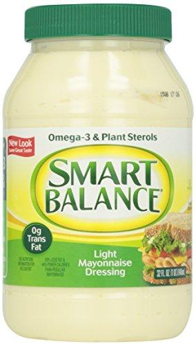 Smart Balance Omega Plus Light Mayonnaise, 32 oz