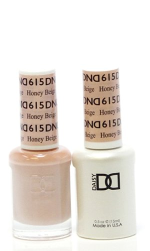 DND Gel Polish Honey Beige 615