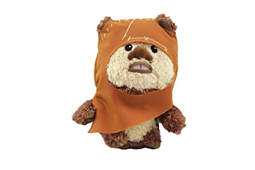 Ewok Toy (Comic Images Star Wars Wicket Doll Plush)
