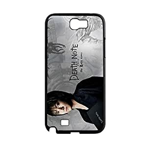 Generic Gel Funny Back Phone Case For Children Printing Death Note For Samsung Galaxy Note2 N7100 Choose Design 2