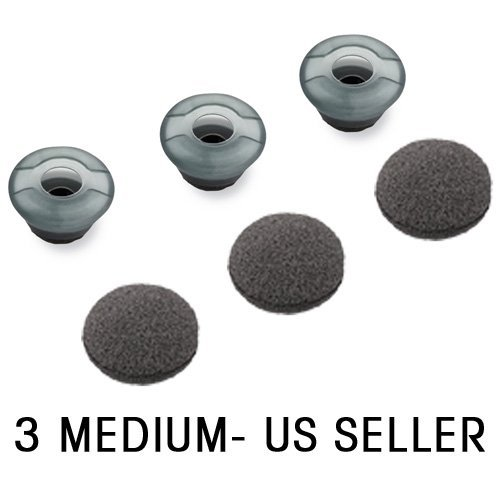 Medium Eartips Voayger Headset Large