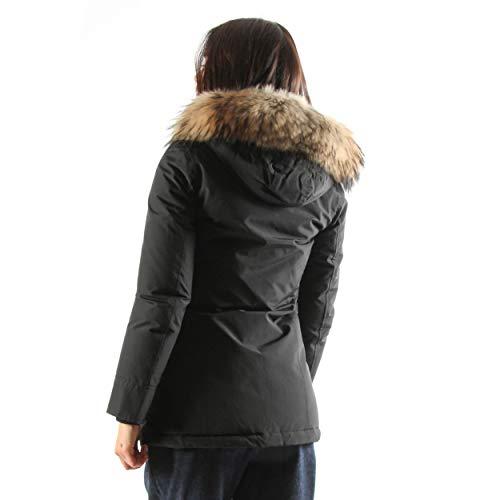 Arctic Parka Black Giaccone Fr Woolrich W's Donna v7wAT88q