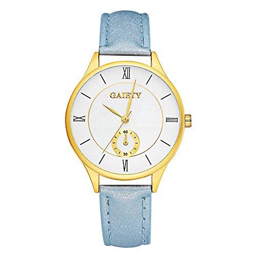 Rockyu ブランド 人気 レディース 女性 サファイアガラス 海外ブランド レディース時計