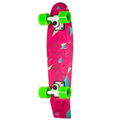 新品 Aluminati Skateboards Goby Goby Geometric Skateboard, Pink by by Aluminati Skateboards Aluminati B010B9G27Y, 加賀郡:54645771 --- a0267596.xsph.ru