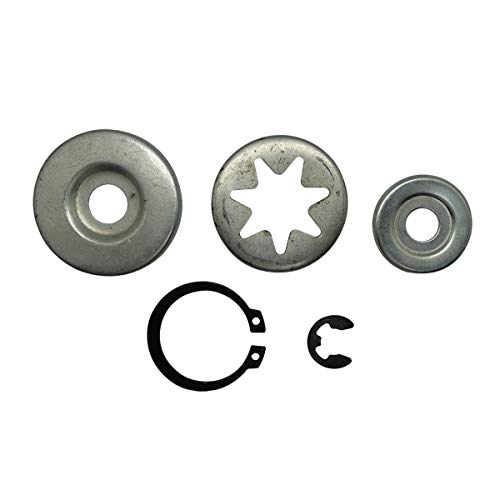 (NEO-TEC Clutch Sprocket Washers for Stihl MS381 380 038# 1119 162 8915 Chainsaw Parts )