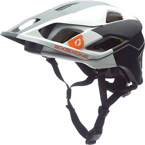 661 SixSixOne Evo Am Tres MTB Bicycle Helmet (CPSC) - GRAY - Extra Large/XXL (XL/2XL) ()