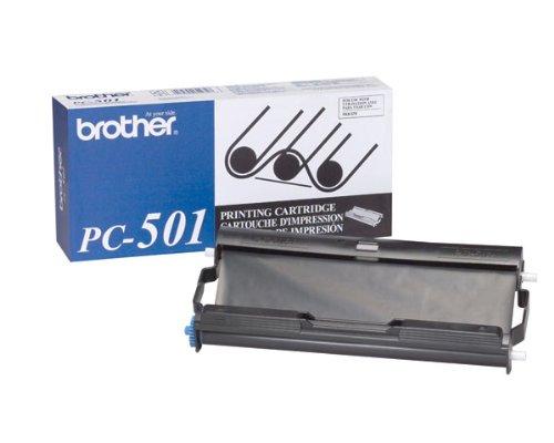 BRTPC501 Brother Black Ribbon Cartridge