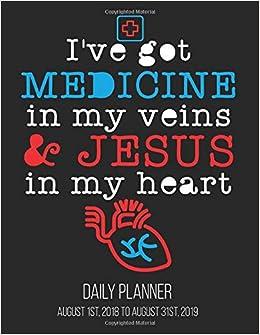 I've Got Medicine In My Veins & Jesus In My Heart: Med