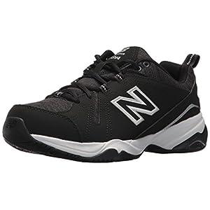 New Balance Women's WX608v4 Training Shoe, Black, 10 D US