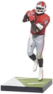 NCAA University of Georgia McFarlane 2012 College Football Series 4 Champ Bailey Action Figure