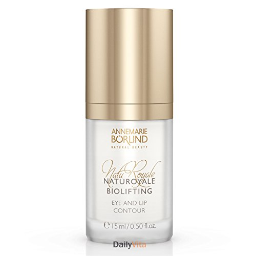 Naturoyale Eye/Lip Contour Cream Annemarie Borlind 0.5 oz Jar by Annemarie Borlind
