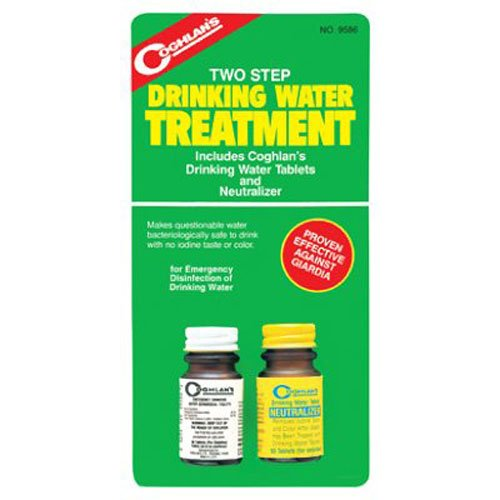 Coghlan's Drinking Water Treatment, Two Step ()