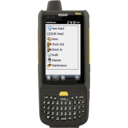 WASP BARCODE TECHNOLOGIES 633808391317 / HC1 Mobile Computer with QWERTY Keypad / Marvell PXA320 806 MHz - 256 MB RAM - 512 MB Flash - 3.8